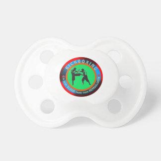 Diseños de Kickboxing Chupete De Bebe