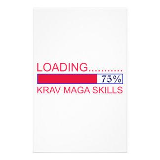 Diseños de Krav Maga Papelería De Diseño