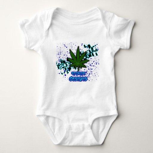 Diseños de Kroniik - diseño de espacio profundo Body Para Bebé