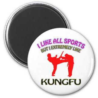 Diseños de Kung-Fu Imanes