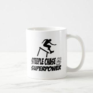 Diseños de la carrera de obstáculos taza clásica