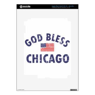 DISEÑOS de la ciudad de CHICAGO Pegatinas Skins Para iPad 3