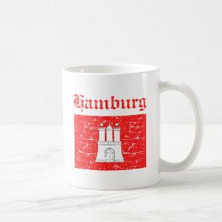 Diseños de la ciudad de Hamburgo Tazas De Café