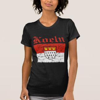 Diseños de la ciudad de Koeln Camiseta