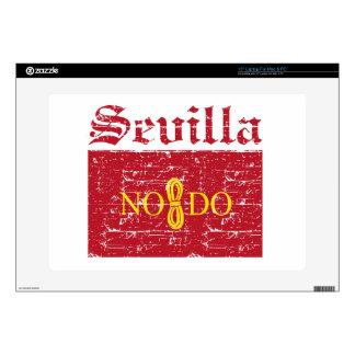 Diseños de la ciudad de Sevilla Portátil Skins