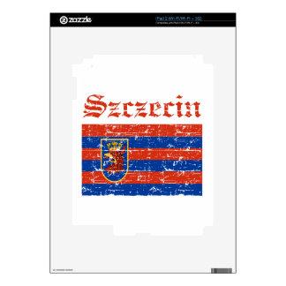Diseños de la ciudad de Szczecin Calcomanía Para El iPad 2