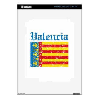 diseños de la ciudad de Valencia Pegatina Skin Para iPad 3