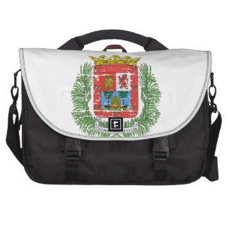 Diseños de la ciudad del Las Palmas Bolsas Para Portátil