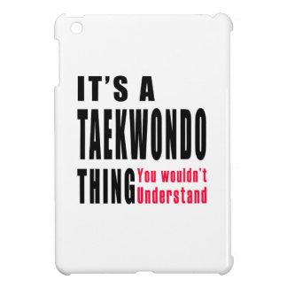 Diseños de la cosa del Taekwondo