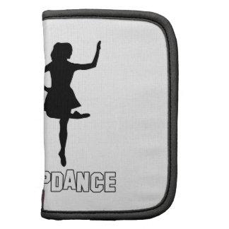 Diseños de la danza de Stepdance del irlandés Planificadores