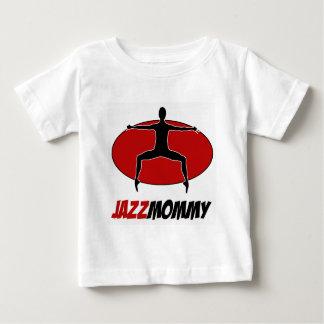 DISEÑOS de la DANZA del jazz Playera Para Bebé