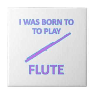 Diseños de la flauta azulejo ceramica