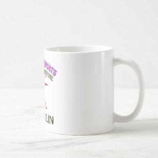 Diseños de la jabalina taza
