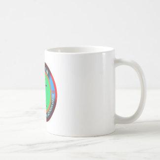 Diseños de la jabalina tazas