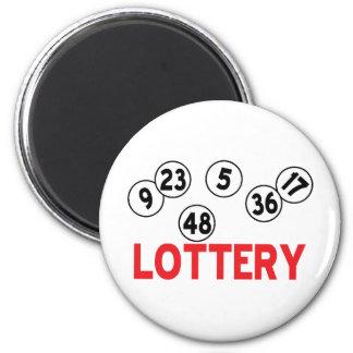 diseños de la lotería iman de nevera