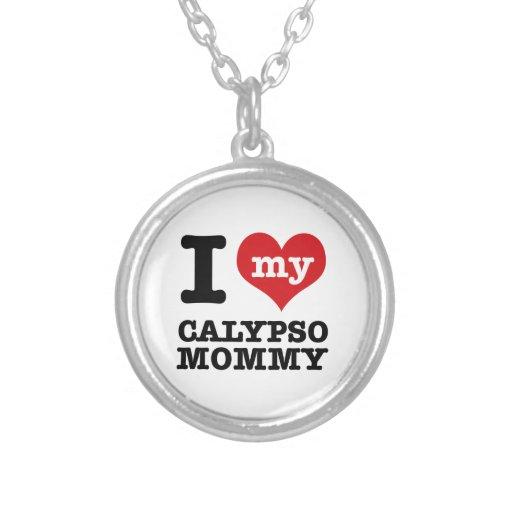 diseños de la mamá del calypso colgantes personalizados