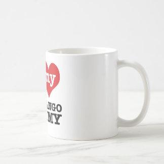 Diseños de la mamá del fandango tazas de café