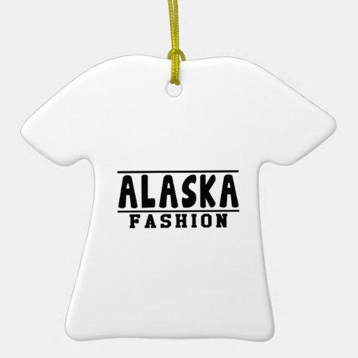 Diseños de la moda de Alaska Ornato