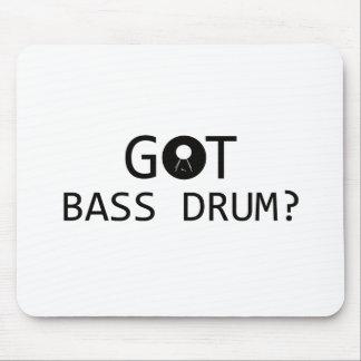 Diseños de la música del BOMBO Mousepad
