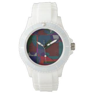 diseños de la pintura 90s relojes de pulsera