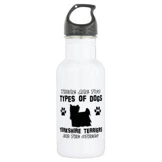 Diseños de la raza del perro de Yorkshire Terrier
