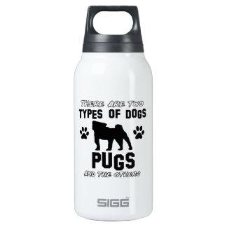 Diseños de la raza del perro del barro amasado