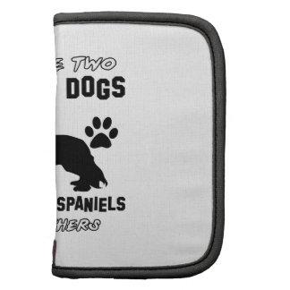Diseños de la raza del perro del PERRO DE AGUAS de Planificador