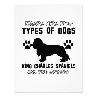 Diseños de la raza del perro del PERRO DE AGUAS de Membrete A Diseño