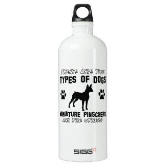 Diseños de la raza del perro del Pinscher