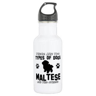 Diseños de la raza del perro maltés