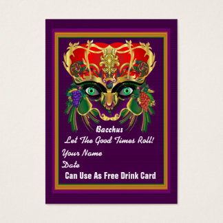 Diseños de la tarjeta del tiro del carnaval tarjetas de visita grandes