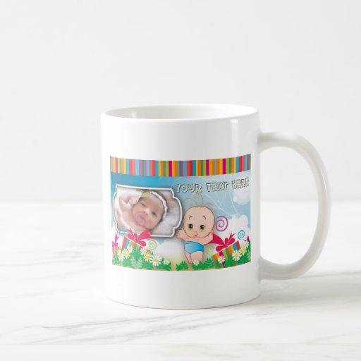 Diseños de la taza del bebé
