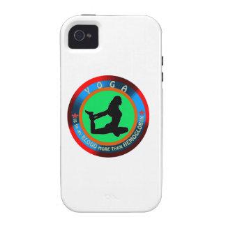 Diseños de la yoga iPhone 4/4S carcasas