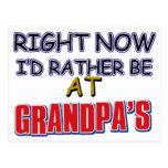 Diseños de los abuelos postales