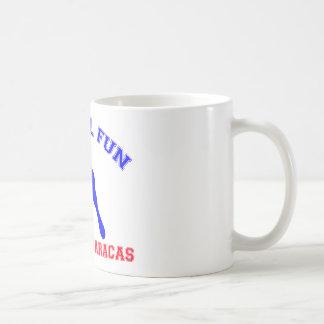 diseños de los maracas taza clásica