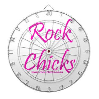 Diseños de los polluelos de la roca: El engranaje