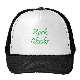 Diseños de los polluelos de la roca: El engranaje Gorras