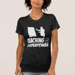 Diseños de los profesores camisetas