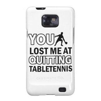 Diseños de los tenis de mesa galaxy s2 carcasa
