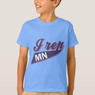 Diseños de Minnesota Playera