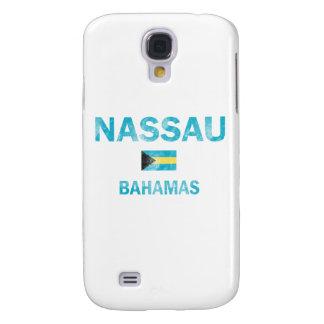Diseños de Nassau Bahamas Funda Para Galaxy S4
