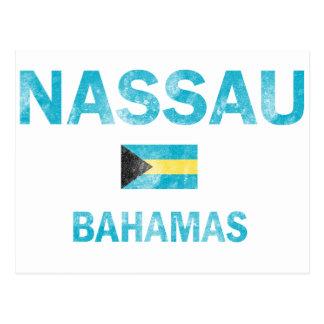 Diseños de Nassau Bahamas Postales