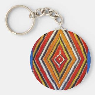 Diseños de Navajo Llavero Personalizado