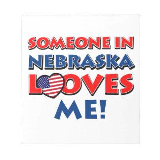 Diseños de Nebraska Libretas Para Notas