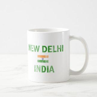 Diseños de Nueva Deli la India Taza De Café