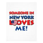 Diseños de NUEVA YORK Membrete