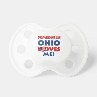 Diseños de OHIO Chupetes Para Bebes