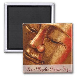 Diseños de oro únicos de Buda Iman De Nevera