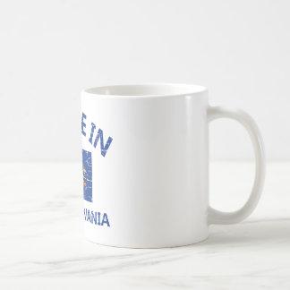 Diseños de PENNSYLVANIA Taza