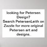 Diseños de PetersenLeith en Zazzle Impresiones